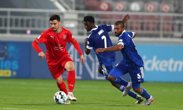 QNB Stars League: Al Arabi Defeats Al Kharatiyat 3-1