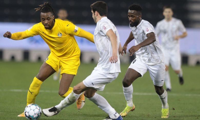 Al Gharafa Beat Al Wakrah in QNB Stars League