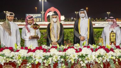 Minister of Culture and Sports Crowns Winners of Founder's Cup and Trophy