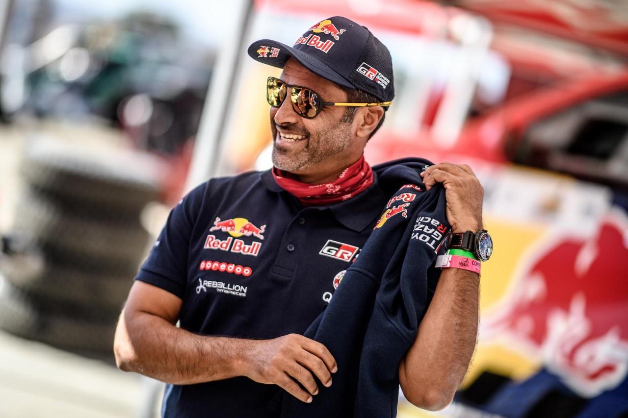 Nasser Al Attiyah Wins Hail Baja 1