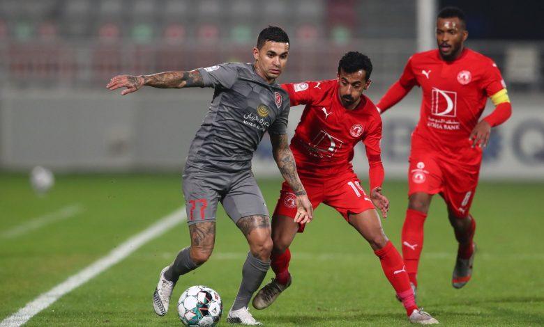 QNB Stars League: Al Duhail Beat Al Arabi