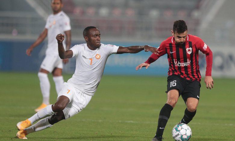 QNB Stars League: Al Rayyan and Umm Salal draw 1-1