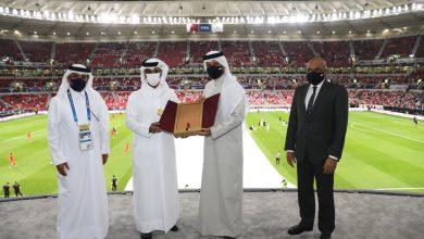 QFA Unveils AFC 2027 Bid Emblem