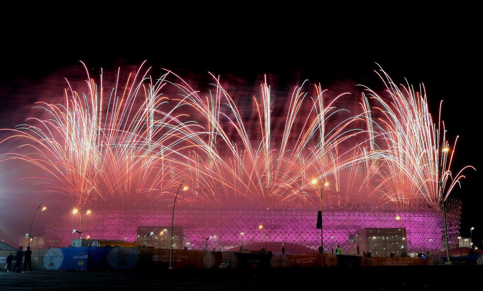 Qatar Inaugurates Fourth World Cup Stadium Amidst Celebrations