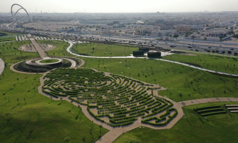 5/6 Park to add more green spaces in Doha