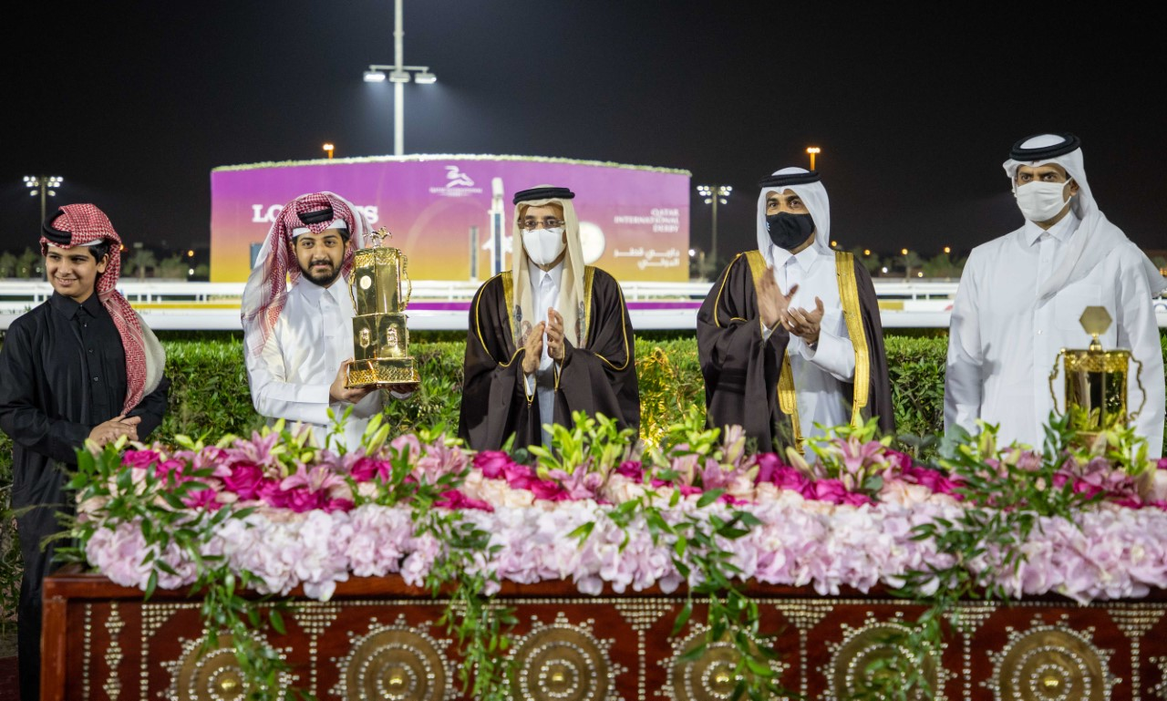 Minister Crowns Winners of Qatar International Derby Festival