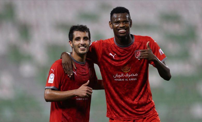 QNB Stars League: Al Duhail Beat Al Ahli 5-3
