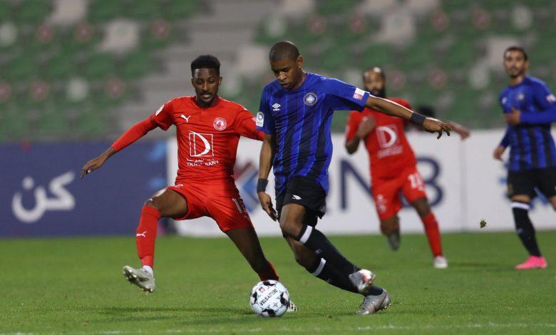 QNB Stars League: Al Arabi Beat Al Sailiya 1-0