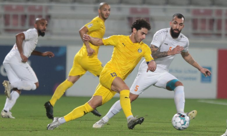 QNB Stars League: Al Gharafa Draw with Umm Salal, Maintain Second Place