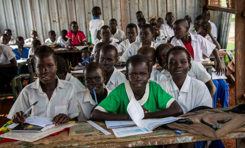 QFFD Provides Education to 50,000 Children in Sudan