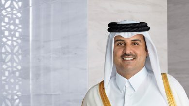 Amir Receives Greetings on National Day