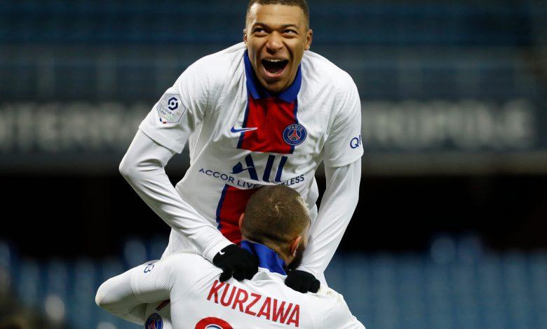 Ligue 1: Saint-Germain beat Montpellier