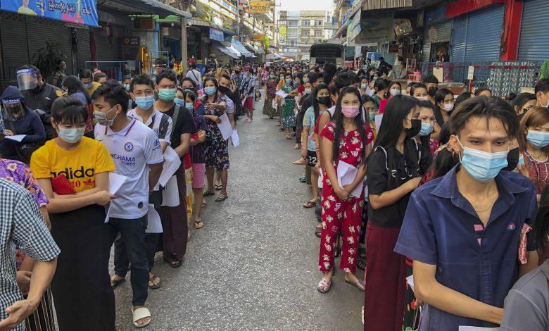 Thai seafood market coronavirus infections top 1,000