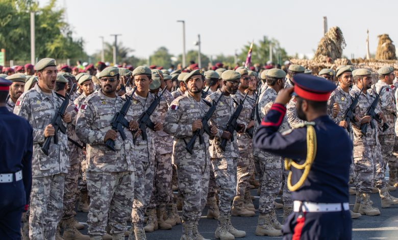 Armed Forces Announces Training Exercises at Shooting Maritime Field