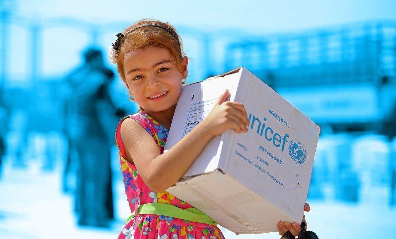 UNICEF Appeals for $2.5 Billion to Assist MENA Children