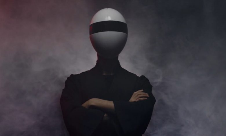 Daft Punk Style Face Masks protects against viruses and purifies the air