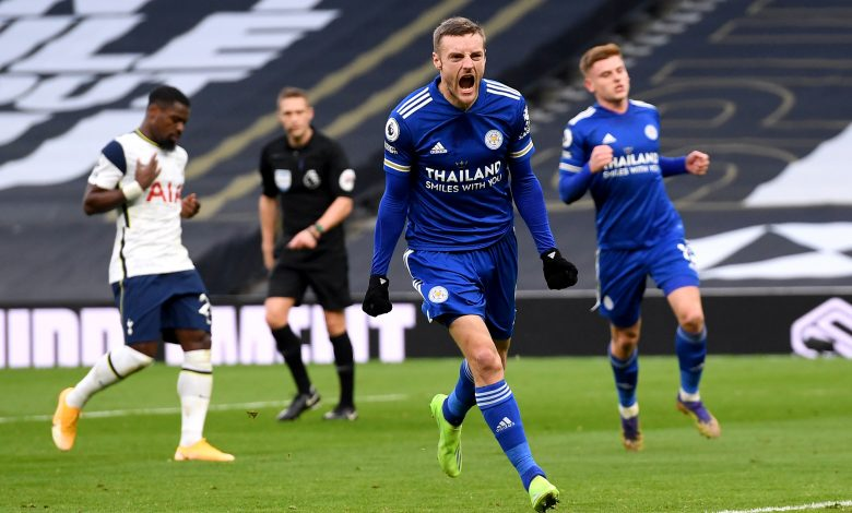 Premier League: Leicester City and Manchester United advance to second and third place