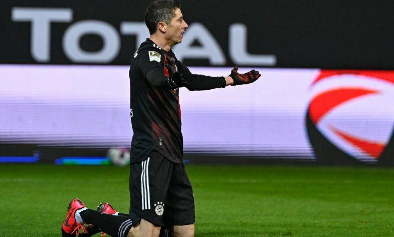 Bayern Munich draw with Union Berlin in The Bundesliga