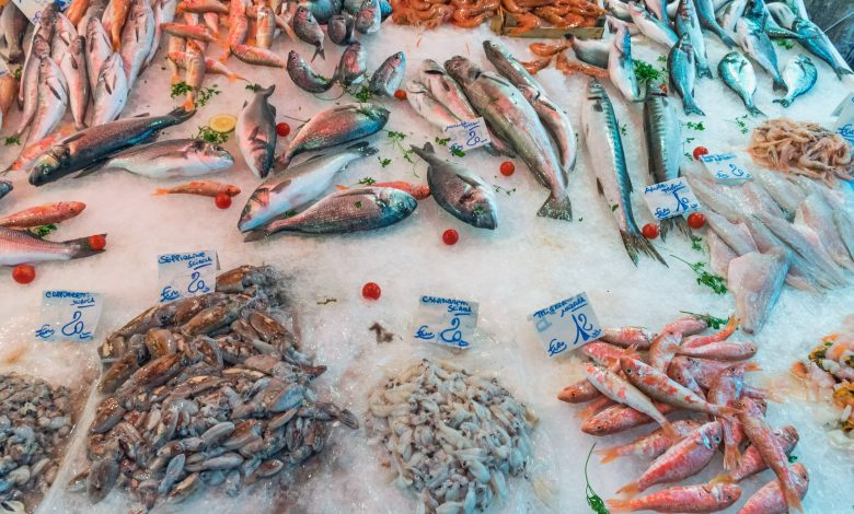 Travel agency sells fish to compensate for losses
