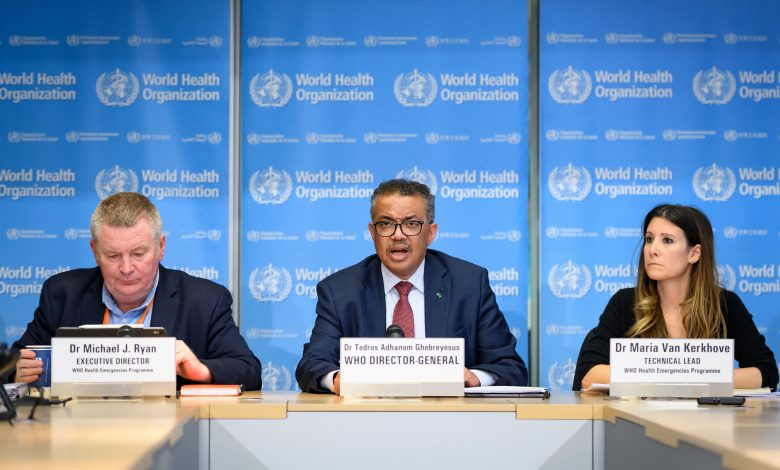WHO reports first decrease in number of Coronavirus cases since September
