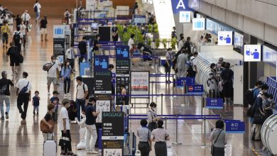 Japan is moving towards banning non-resident foreigners from entering for a month