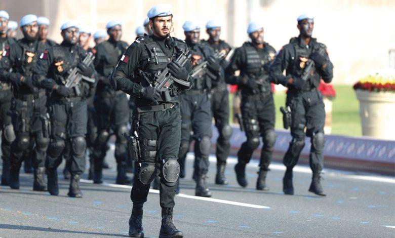 """Lekhwiya"" Internal Security Force; The Security Shield protecting Qatar"
