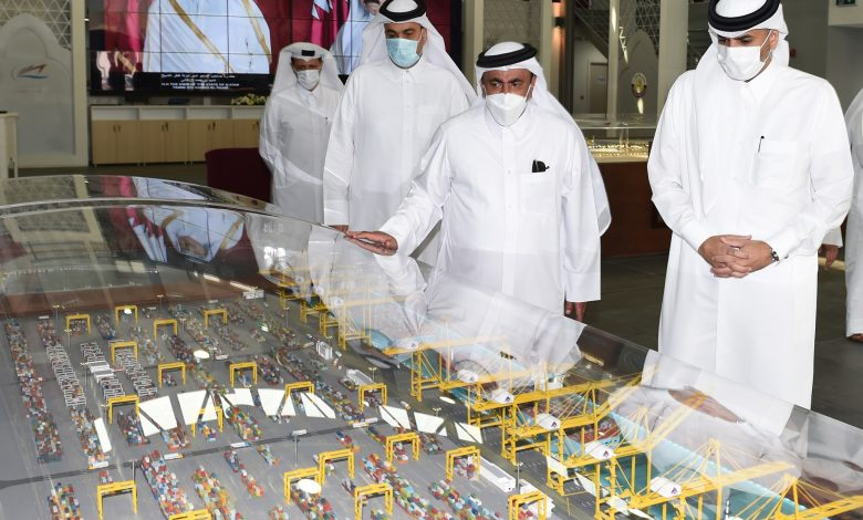 Inaugurating Phase 1 of CT2 Improves Qatar's Competitiveness: Minister