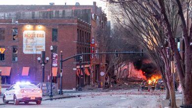 Vehicle Explosion in Nashville, USA