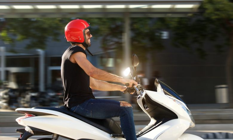 Motorcycle reads user's Mind