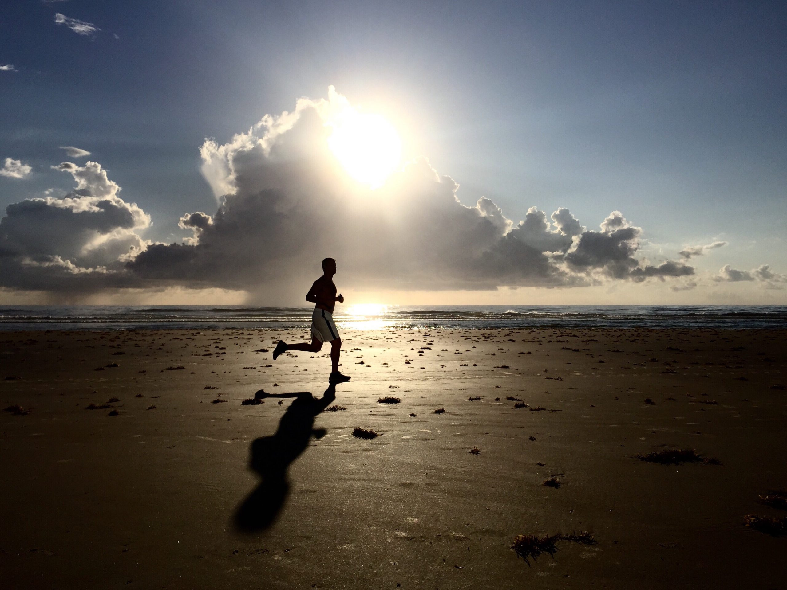 Qatari runner sets new 'fastest known time' for run around Qatar