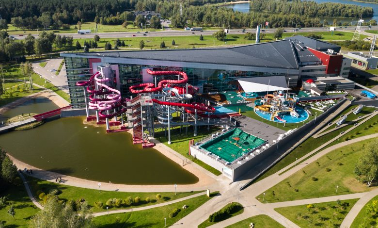 Aquapark in Qetaifan to open at the end of 2021