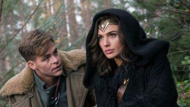 'Wonder Woman' box office hits a pandemic high in cinema, streaming showdown