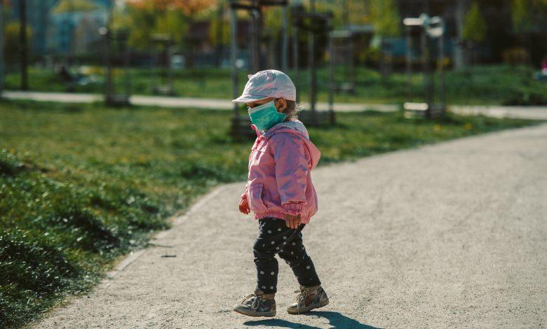 New Covid-19 symptoms in children