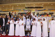 Al Gharafa Win Title of Qatar Men's Basketball League