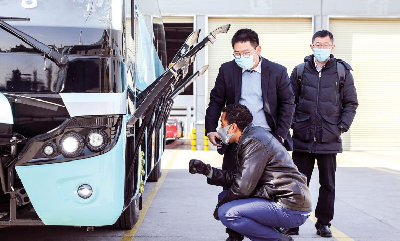 1002 buses to serve World Cup 2022