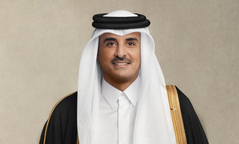 Amir Patronizes Graduation Ceremony of Ahmed bin Mohammed Military College