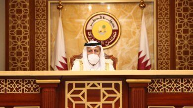 Shura Council Discusses QU's Strategy and Future Plans with QU President