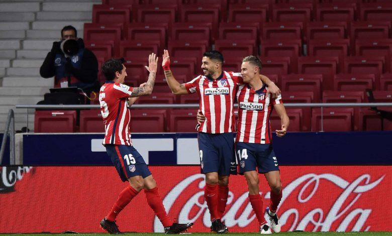 Atletico Madrid Defeat Deportivo Alaves in La Liga