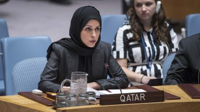 Qatar Informs UN Security Council of Bahraini Military Boats' Violation of its Regional Waters