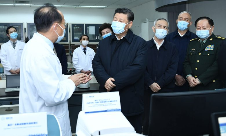 China Ready to Work with WHO Investigation Team on COVID-19