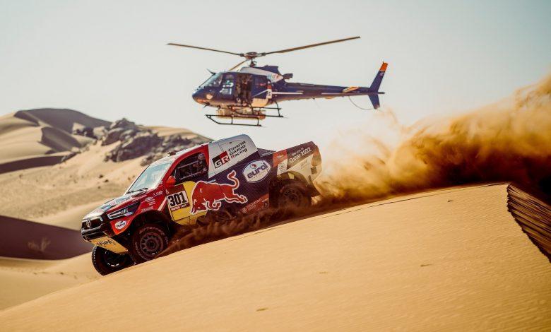 Nasser al-Attiyah wins third stage of Dakar International Rally
