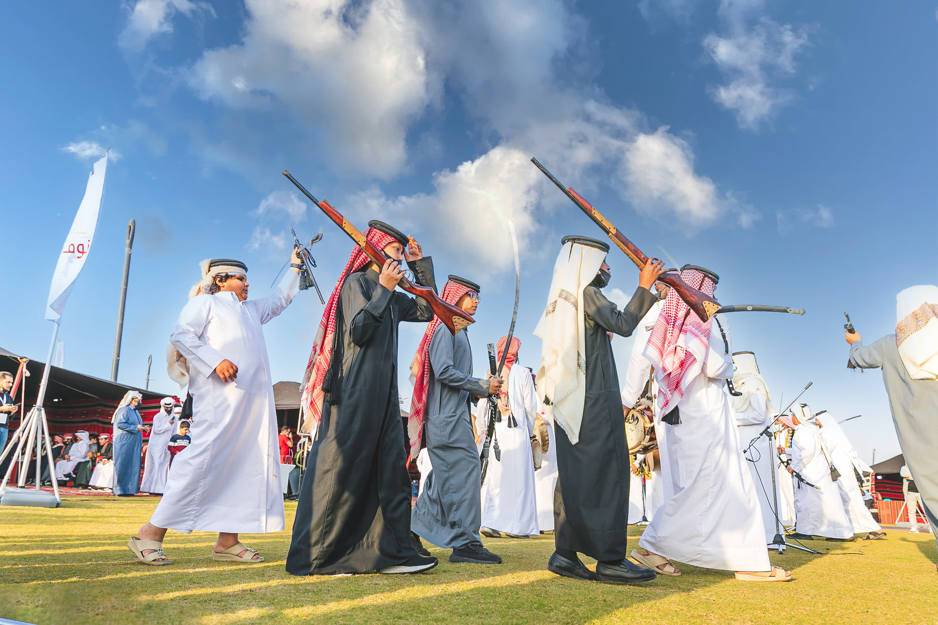 Al Khor Carnival: A destination for entertainment and fun begins
