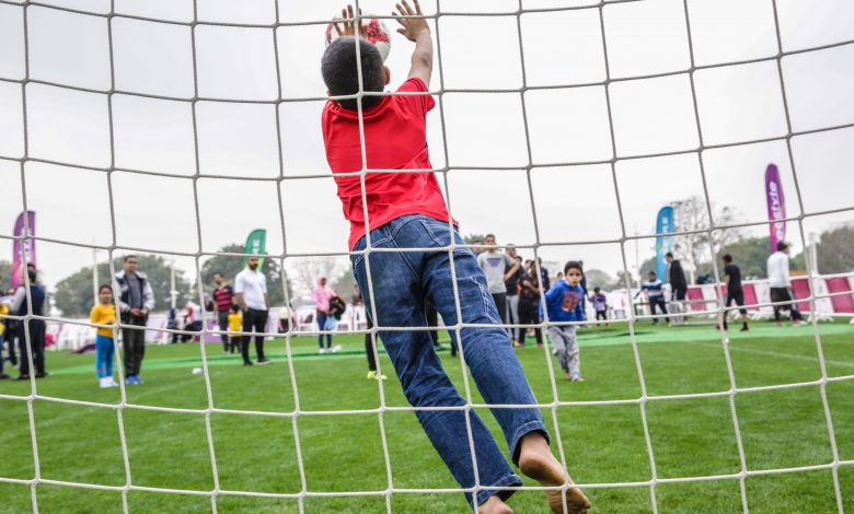 Ministry determines venues for National Sports Day
