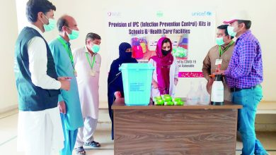 QC Implements WASH in Emergency Project in Some COVID -19 Affected Pakistani Schools