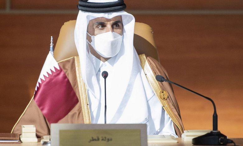 Amir Participates in 41st GCC Summit