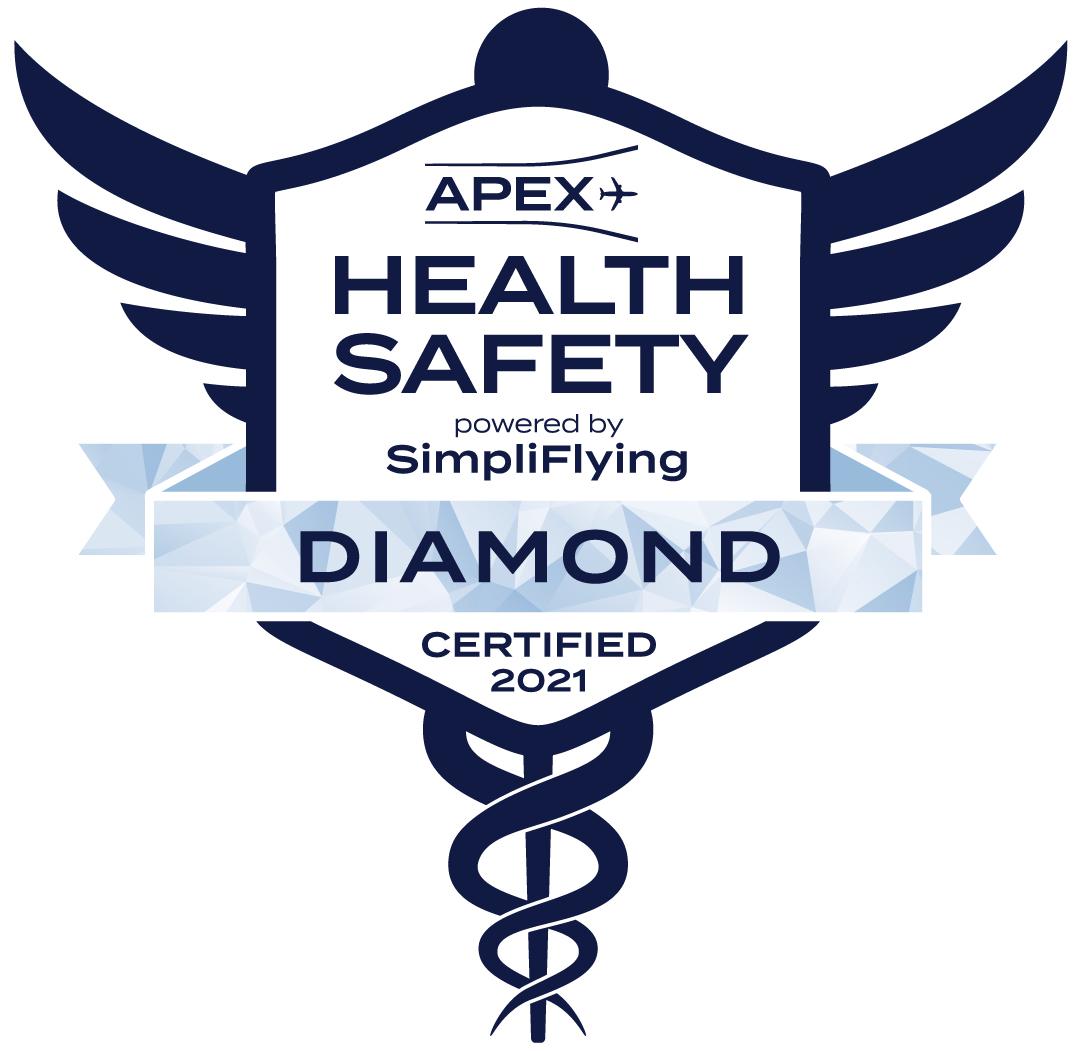 Qatar Airways Earns Highest Diamond Standard Status in Global APEX Health Safety
