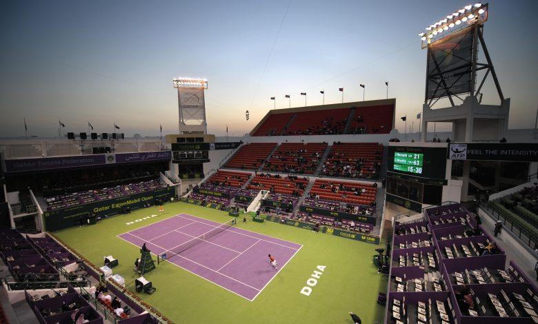 Doha Hosts Australian Open Qualifiers
