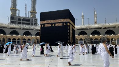 Saudi Arabia: Circumambulation in Grand Mosque still limited to Umrah
