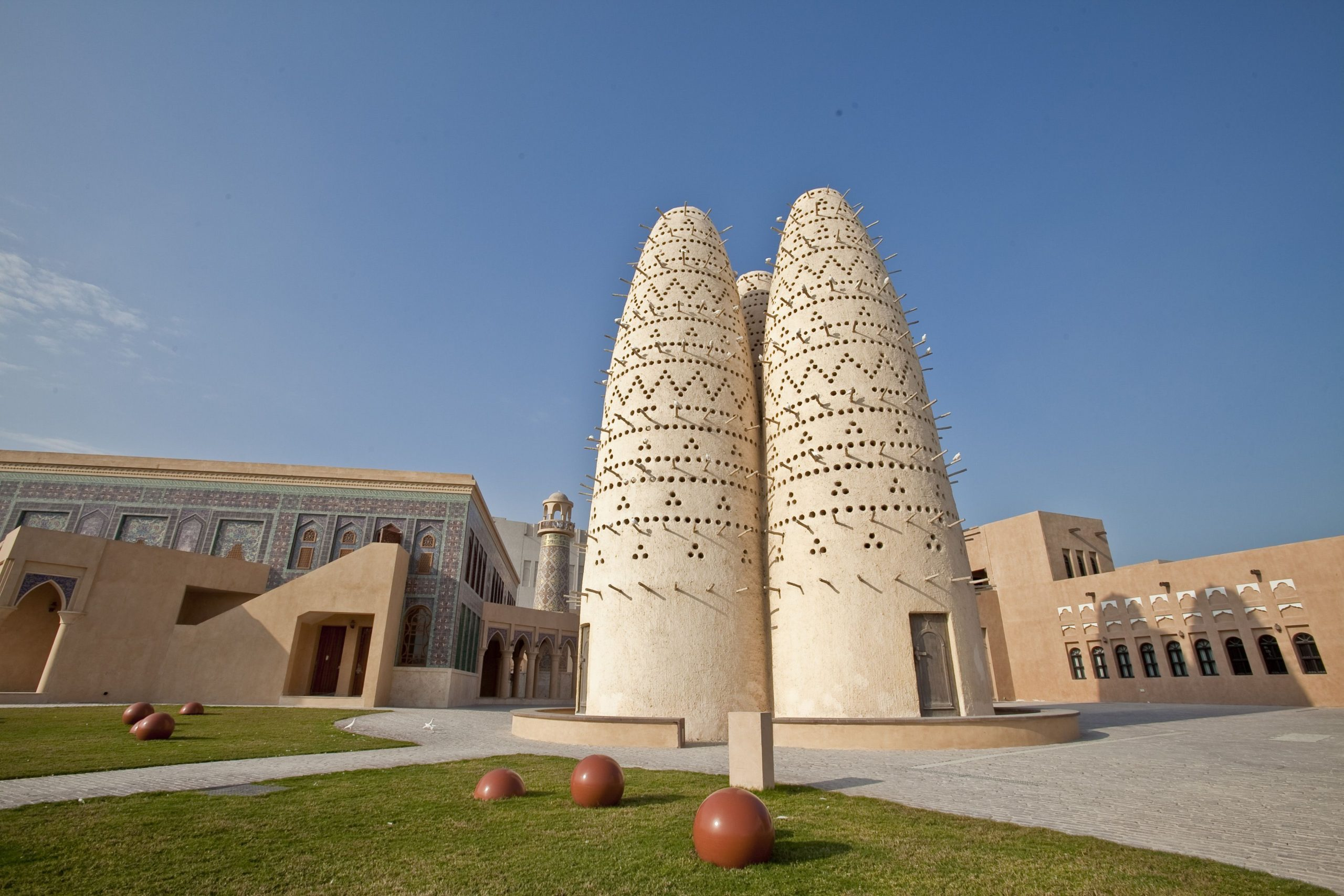 "Katara Opens ""Ibn Rayb"" Cultural Street"