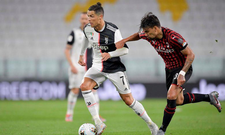 Juventus End Milan Unbeaten Record in Serie A